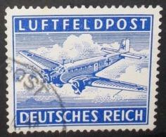 N°715E TIMBRE DEUTSCHES REICH OBLITERE - Luftpost