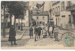 CPA PARIS  18 ème Arrondissement  Montmartre Place Du Tertre - Arrondissement: 18