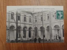 Congrès De Faverney 20 à 24 Mai 1908 Préparatifs Du Congrès Haute Saône Franche Comté - Frankrijk