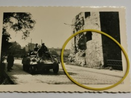 Photo Original, Luxembourg WW2 . 9x6 - Cartes Postales