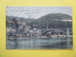 ROUEN. Le Pont Aux Anglais Et Le Coteau De Bonsecours. - Rouen