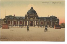 The Glyptotek - Museum Copenhagen  Denmark. S-4784 - Musei