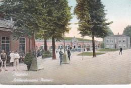 24037Naarden, Artillerie Kazerne Promers. (poststempel 1906) - Naarden