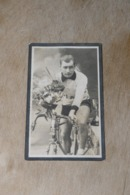 Haaltert Kerksken Coureur Cyclisme Wielrijder Aimé Tas +1937 Foto Zeldzaam - Religion &  Esoterik