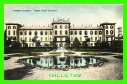 VARESE, ITALIA - CASBENO, GRAND HÔTEL EXCELSIOR -  FOTOTIPIA ALTEROCCA - - Varese