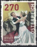 Autriche 2019 Oblitéré Used Wiener Walzer Valse De Vienne SU - 1945-.... 2de Republiek