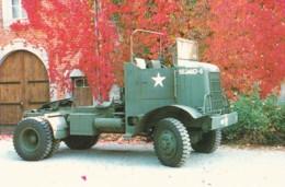 240378U.S.A. Autocar U-7144 T. Truck 4-5 T. 4x4. - Ausrüstung
