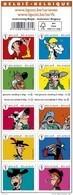 België 2015  Boekje / Carnet 153** Lucky Luke & The Daltons- Zelfklevend /autocollants (10 X Waarde 1) - Postzegelboekje - Booklets 1953-....