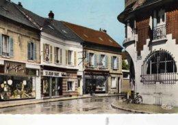 MONTATAIRE  - Rue Jean-Jaurés Et La Poste - Autres Communes