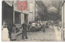 CPA PARIS  La Fabrique De Conserves De L'Usine FELIX POTIN - Autres