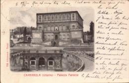 Lazio, Caprarola, Palazzo Farnese        (bon Etat) - Other Cities