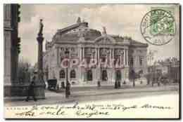 CPA Le Theatre Geneve - Teatro