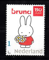 Nederland 2018 Persoonlijke Zegel Bruna 150 Jaar Met Nijntje, Miffy, - Periodo 2013-... (Willem-Alexander)