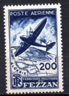 Col17  Colonie Fezzan PA N° 5 Neuf XX MNH Cote 15,00€ - Neufs
