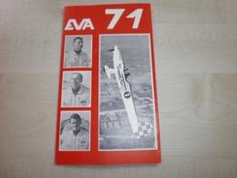 Ancien Programme EVA 71 EQUIPE DE VOLTIGE AERIENNE - Programme