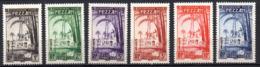Col17  Colonie Fezzan Taxe N° 6 à 11  Neuf XX MNH Cote 25,00€ - Neufs