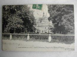 SAINT MICHEL SUR ORGE - Château De Lormoy - Vue Prise De La Route De Longpont - Saint Michel Sur Orge