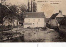 GRANDCHAMP  -  L'Usine électrique  ........... - Francia