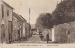 78 Breuil Bois Robert Rue De La Brosse Près De Guerville  -s46 - Otros Municipios