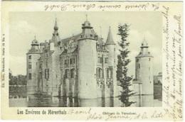 Hérentals. Environs De Hérenthals. Château De Vorselaer. - Herentals