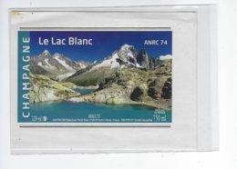 Etiquette De Champagne Patrick BREUL Le Lac Blanc ANRC 74 - Champagne