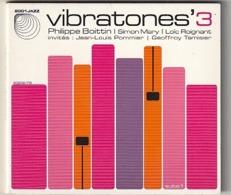 CD VABRATONES 3 Jazz   Philipp Boittin  Simon Mary ... Etat: TTB Port 90 GR - Jazz