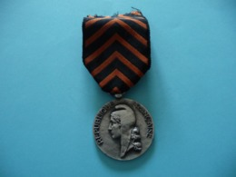Médailles Des Mines Du Ministère De L' Industrie - Frankrijk