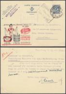 Publibel 1056 - 90c Voyagée - Thématique Glycérine (DD) DC4518 - Entiers Postaux