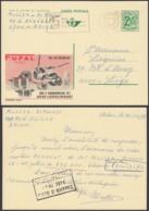 Publibel 2484F - 2F50 Voyagée - Thématique Casseroles (DD) DC4528 - Interi Postali