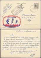 Publibel 1211 - 1F20 Voyagée - Thématique Chaussure - Semelle (DD) DC4534 - Entiers Postaux