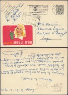 Publibel 1226 - 1F20 Voyagée - Thématique Cigarettes - Tabac (DD) DC4535 - Interi Postali