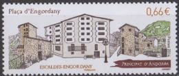 ANDORRE - Escaldes-Engordany: Place D'Engordany - French Andorra