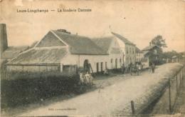 LEUZE LONGCHAMPS LA FONDERIE DACOSSE  EDTION LEVAQUE MARTIN - Leuze-en-Hainaut