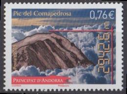 ANDORRE - Pic De Comapedrosa - French Andorra