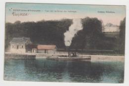 BA170 - SOISY SOUS ETIOLLES - Vue Sur La Seine Au Barrage - Andere Gemeenten