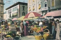 Z.425.  TRENTO - Mercato - Trento