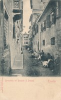 Z.426.  TRENTO - Lavandaie Nel Fossato S. Simone - Ediz. Stengel - Trento