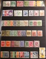 ALLEMAGNE - 184 TIMBRES - Lot 7 - Voir Mes Autres Ventes De 150 Pays - Sammlungen (ohne Album)