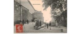 Montbéliard  -  Entrée De La Caserne - Montbéliard