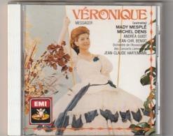 CD VERONIQUE MESSAGER   Mady Mesplé Michel Dens    Etat: TTB Port 110 GR - Classical