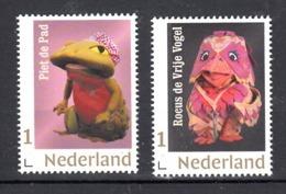 Nederland 2019 Nvph Nr ??. Mi Nr ?? :'Fabeltjeskrant Met Piet De Pad + Rocus De Vrije Vogel - Neufs