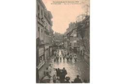 Montbéliard  - Rue De La Sous Préfecture - Montbéliard