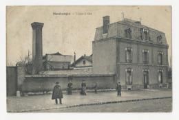 45 MONTARGIS - L'usine A Gaz Animée - Cpa Loiret - Montargis
