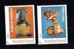 Nederland 2019 Nvph Nr ??. Mi Nr ?? :'Fabeltjeskrant Met Stoffel De Schildpad + Chico Lama, Turtle + Lama - Neufs