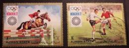 ARABIE Du SUD/EST ( AJMAN ) - 42 TIMBRES - Lot 13 - Voir Mes Autres Ventes De 150 Pays - Stamps