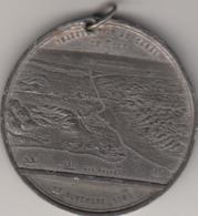Inaugurazione Del Canale Di Suez - Ferdinand De Lesseps - 17 Novembre 1869 - Jetons & Médailles