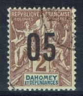 "Dahomey (Benin), ""Groupe"" Overprint, 05/2c., 1912, VFU - Dahomey (1899-1944)"