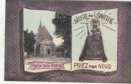 HUY / EGLISE DE LA SARTHE  ET ND DE LA SARTHE - Hoei
