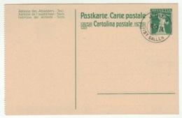 Suisse // Schweiz // Switzerland // Entier Postaux // Entier Postal Avec Cachet Du 12.12.12 - Stamped Stationery