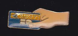 60268-Pin's.-carte Bleue La Poste.PTT. - Post